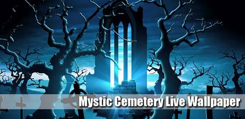 Mystic-Cemetery-Live-Wallpaper