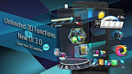 Next Launcher 3D Shell v3.7.2