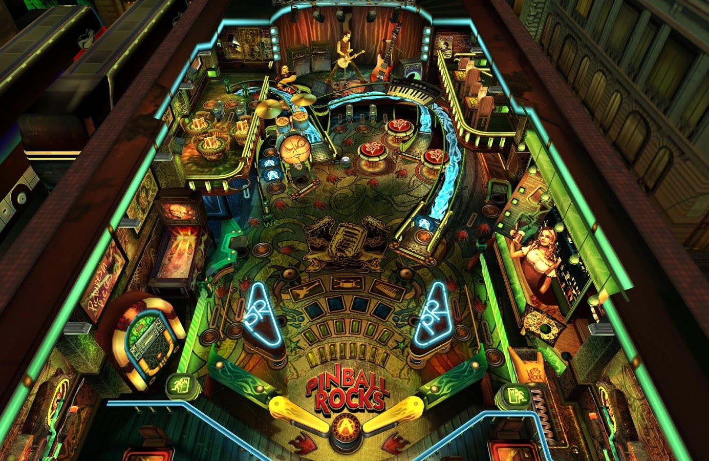 Pinball Rocks HD 1.0.5.2564