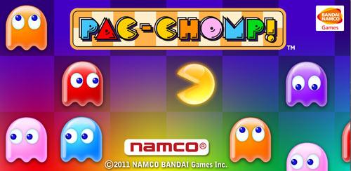 PAC-CHOMP! namco v1.1.0
