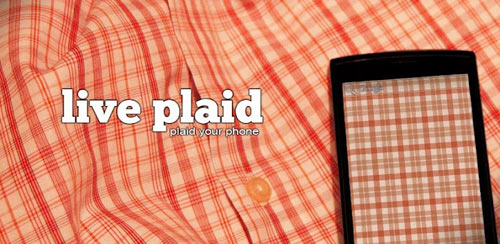 Plaid Live Wallpaper v1.109