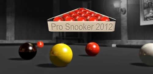 Pro Snooker 2012
