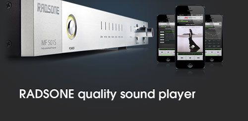 RADSONE-quality-sound-player