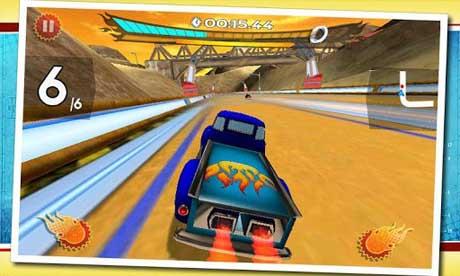 Retro Future Racing v1.0.0