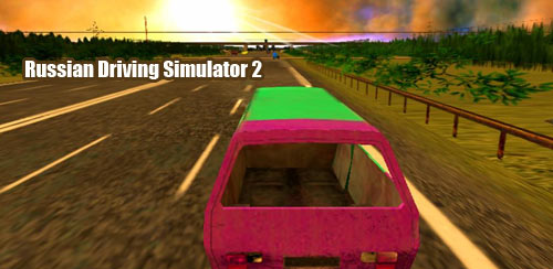 Russian Driving Simulator 2 v1.5.5