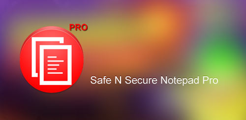 Safe N Secure Notepad Pro (Simple Calculator) v1.2.1