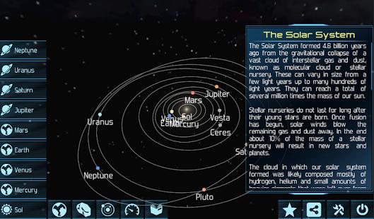 Solar System Explorer HD Pro v2.7.9