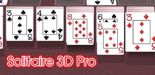 Solitaire 3D Pro v3.2