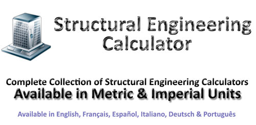 Structural Engineering Calc v2.0