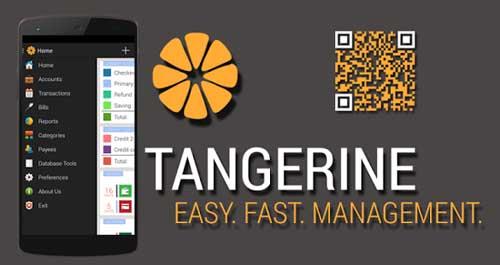 Tangerine Expense Manager Pro v3.4.3