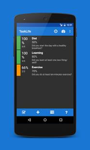 TaskLife Performance Tracker v20.1