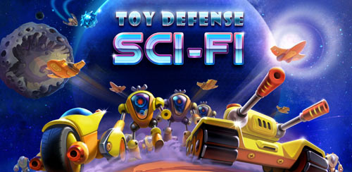 Toy Defense 4: Sci-Fi Strategy v1.7.0 + data