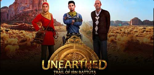 Unearthed:Trail of Ibn Battuta v1.3 + data