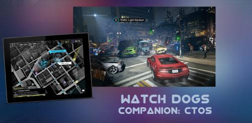 Watch Dogs Companion: ctOS v1.0.2