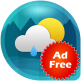 دانلود ویجت هواشناسی Weather & Clock Widget Full v5.9.5.3 اندروید
