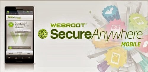 Webroot Security & Antivirus Premier v3.6.0.6606
