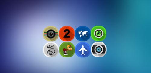 Zade – Icon Pack v1.0