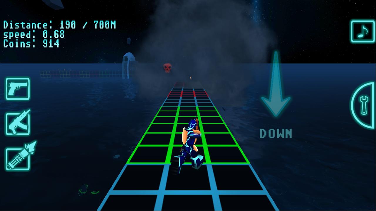 Run of TRON 3D PRO v1.00