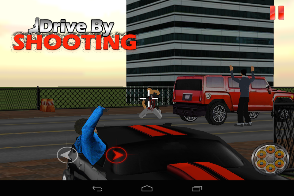 Drive by Shooting v1.0