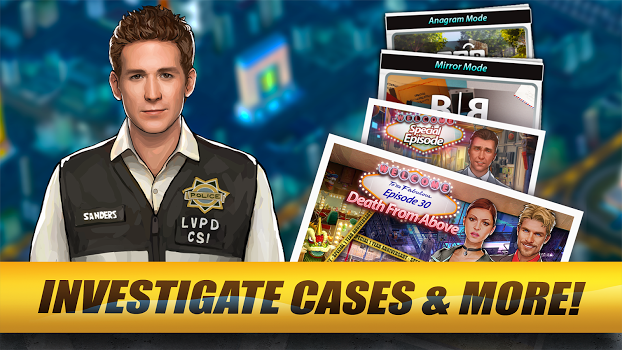 CSI: Hidden Crimes v2.60.3