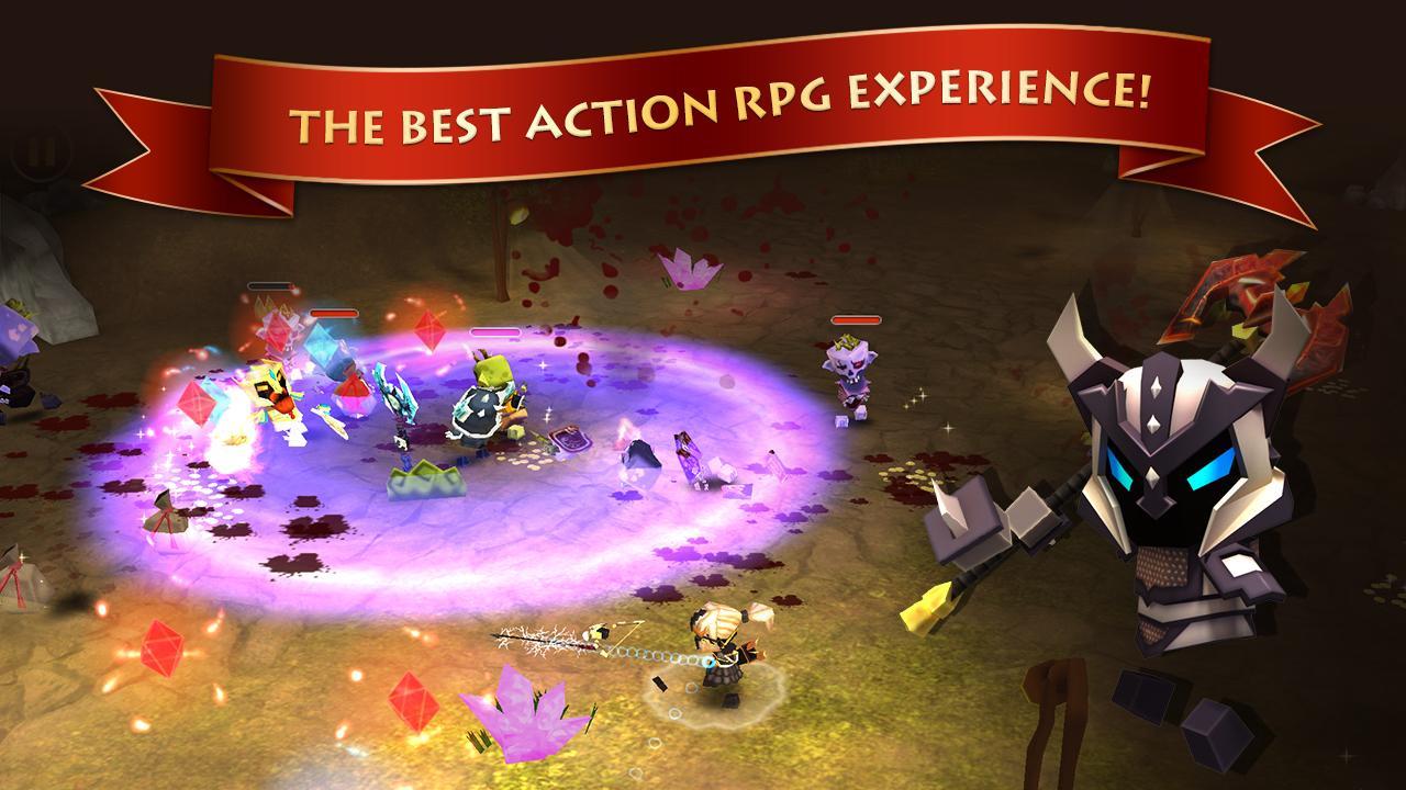 Elements: Epic Heroes v1.0.1 + data