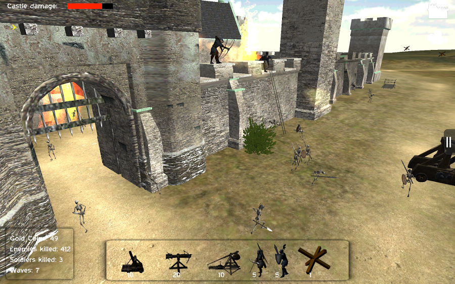 Castle Defense 3D v1.0