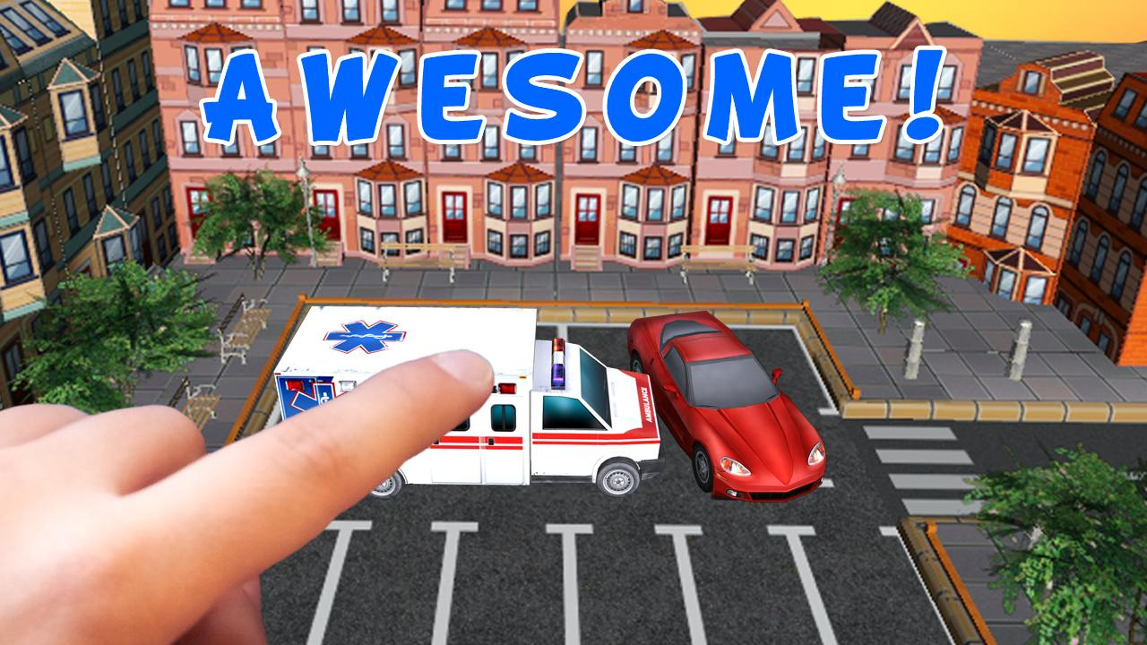 Unblock My Ambulance Deluxe v2.0