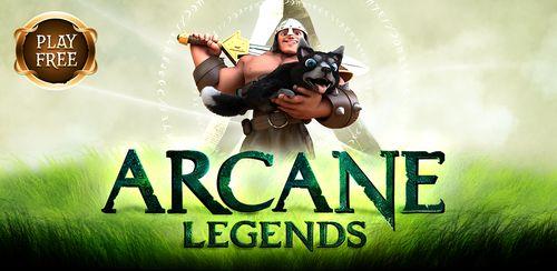 Arcane Legends MMO-Action RPG v2.1.1