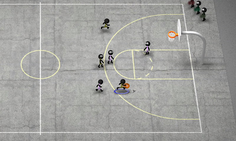 Stickman Basketball v1.7