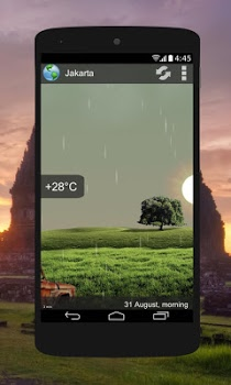 Animated Weather Widget&Clock v6.7.1.5f1