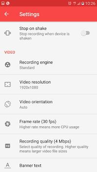 Screen Recorder PRO v9.2