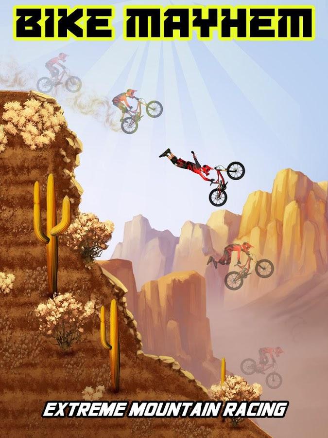 Bike Mayhem Mountain Racing v1.3.6