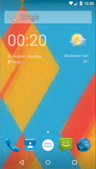 Animated Weather Widget&Clock v6.7.1.5f1