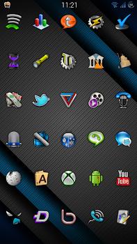 Cobalt Icon Pack v7.6