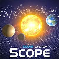 نرم افزار منظومه شمسی با امکان نمایش دقیق حرکت سیاره ها آیکون