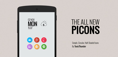 All New Picons – Icon Theme v2.4