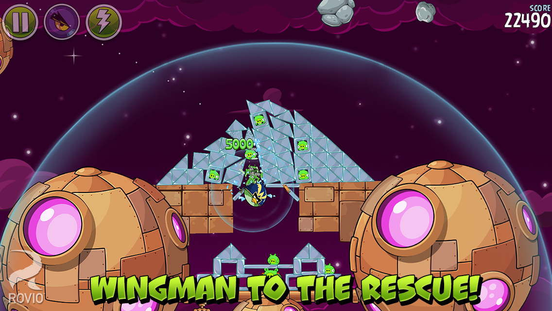 Angry Birds Space HD v2.2.14