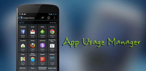 App Usage Manager 2.33