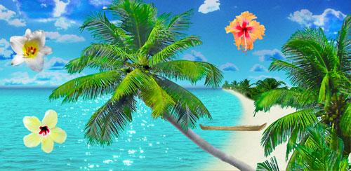 Beach Live Wallpaper Pro v2.5.0