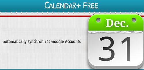 Calendar+-Free