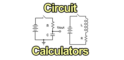 Circuit Calculators v2.0