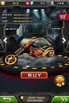 Death Moto 2 v1.0.8