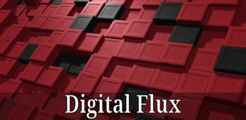 Digital Flux Live Wallpaper