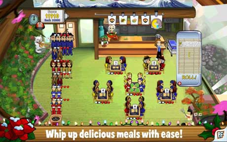 Diner Dash Grilling Green v1.5.23