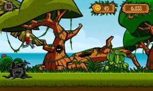 Escape From Rikon Running Game 1