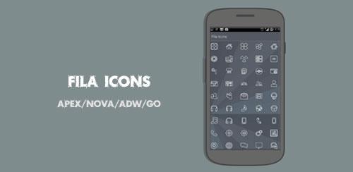 FILA ICONS APEX/NOVA/ADW/GO v1.1.4