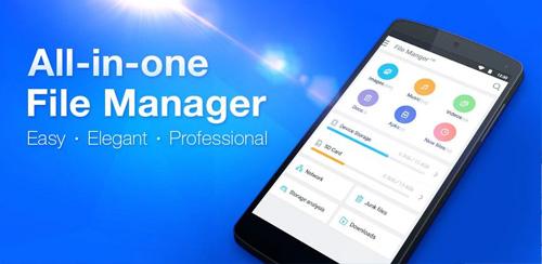 File Manager HD (Explorer) Donate v3.3.0