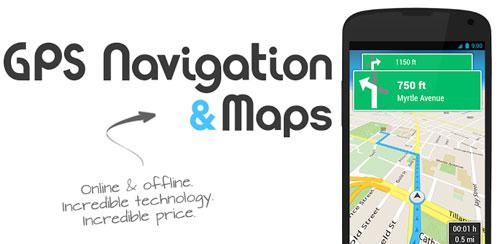 GPS Navigation & Maps – Scout v7.0.2
