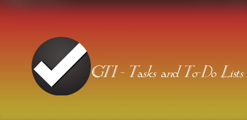 GTI – Tasks and To-Do Lists v4.2.4