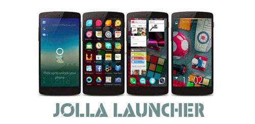 Jolla Launcher Alpha v0.2.0